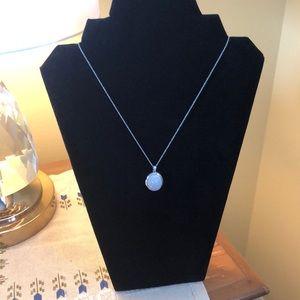 Sparkly Nordstrom Swarovski necklace